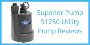 Superior Pump 91250 Reviews